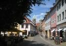 An der Saale :: Naumburg mit Dom im Hintergrund