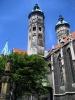 An der Saale :: Naumburger Dom