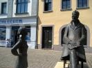 An der Saale :: Nietzschedenkmal
