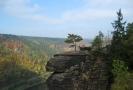 Basaltorgeln und Umgebindehäuser :: Blick vom Belvedér