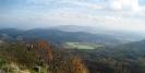 Blick von der Hochwaldbaude