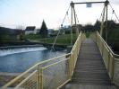 Hängebrücke bei Kockisch