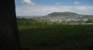 Blick zurück auf Annaberg-Buchholz